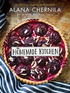 Front cover The Homemade Kitchen