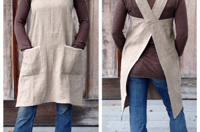 THE apron (a giveaway)